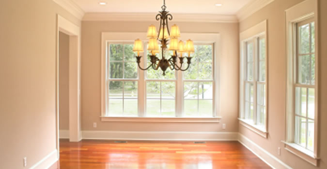 Interior Painting in Newton